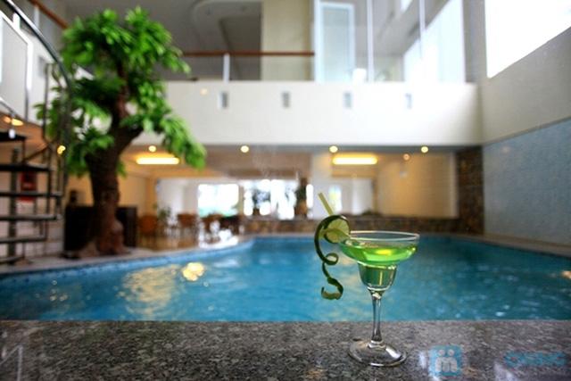 Khách sạn chuẩn 3* quốc tế Trendy, bên bờ Đông của sông Hàn thơ mộng. Phòng Superior cho 02 người kèm ăn sáng. Chỉ 400.000đ/đêm - 1