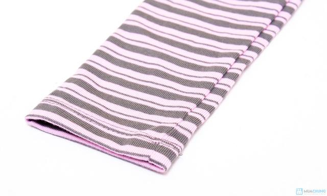 Giữ ấm cho bé khi đông về với bộ quần áo váy dài tay dễ thương - Chỉ với 110.000đ/ 01 bộ - 4