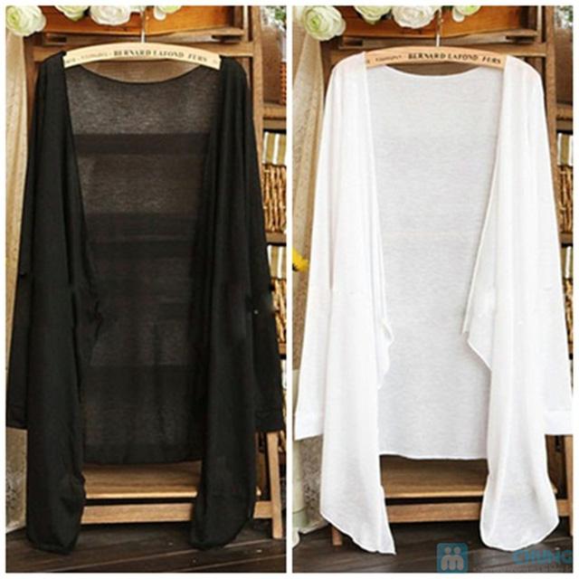 Áo khoác thun vạt dài - Chỉ 75.000đ - 2