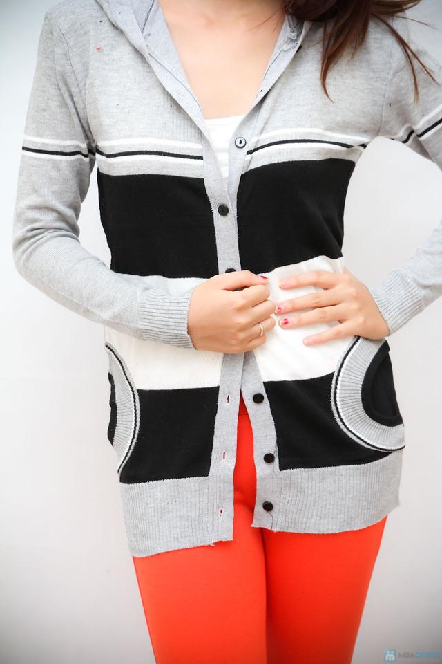Áo cardigan len dành cho nữ - 4