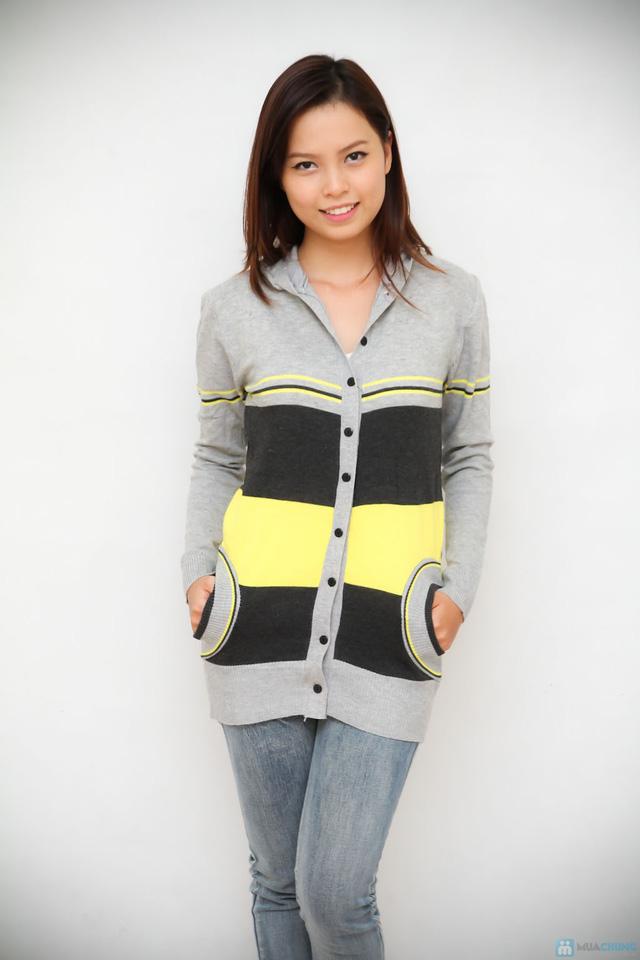 Áo cardigan len dành cho nữ - 5