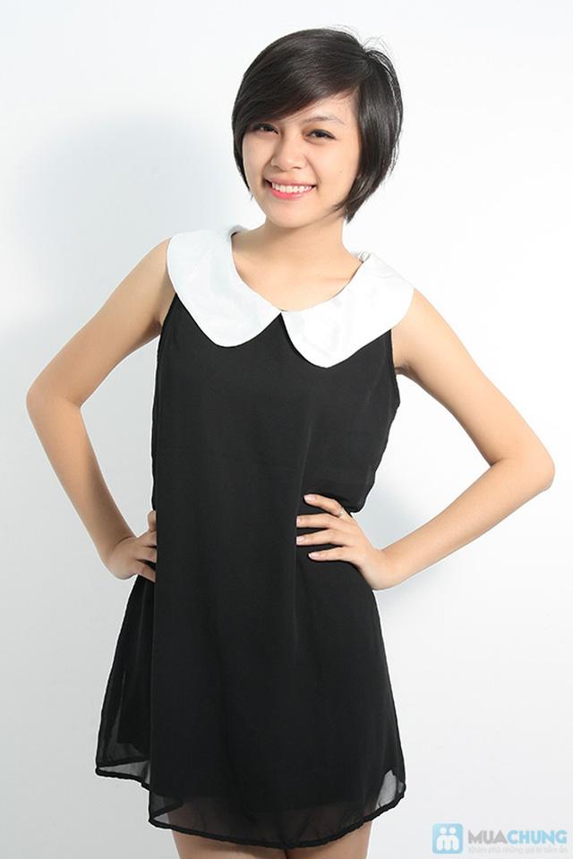 Cho bạn phong cách thời trang và trẻ trung với đầm suông - Chỉ 110.000đ/ 01 chiếc - 1