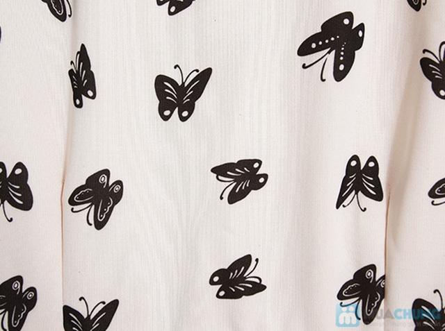 Đầm thun bướm - Chỉ 115.000đ - 6