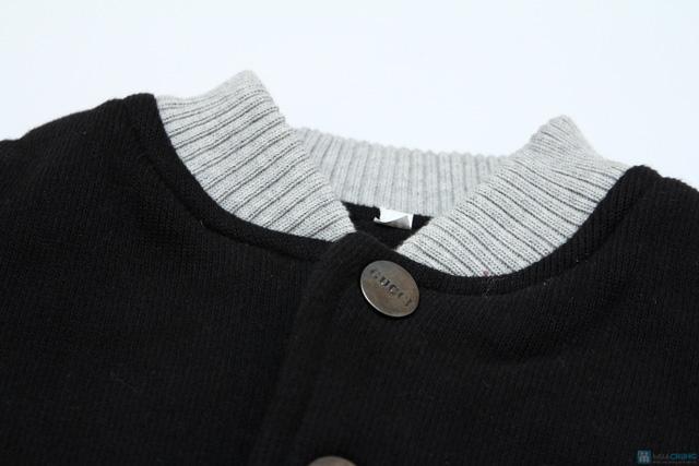 Áo khoác nỉ bông cho bé - Ấm áp và dễ thương - Chỉ với 100.000đ - 4