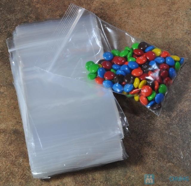 Combo 3 hộp túi đựng có khóa EuFood Band - 3