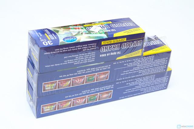 Combo 3 hộp túi đựng có khóa EuFood Band - 1