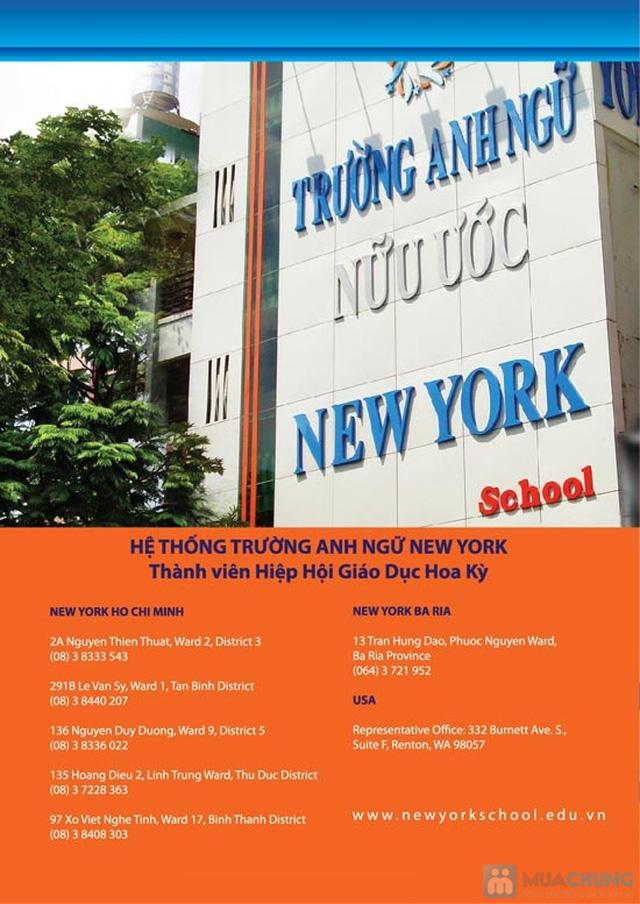 Khóa học Tuyệt chiêu tự tin phát âm chuẩn tiếng Anh giọng Mỹ tại hệ thống trường Anh ngữ New York - Chỉ 49.000đ - 1
