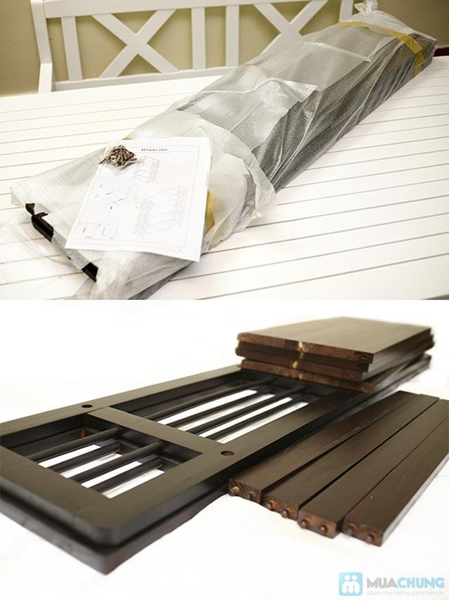 Kệ gỗ đựng sách 3 tầng sang trọng - Cho không gian sống ngăn nắp, khoa học - Chỉ 390.000đ/01 chiếc - 1