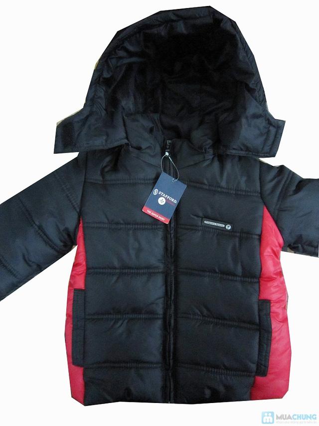 Áo phao 3 lớp cho bé trai - cho mùa đông ấm áp - Chỉ 160.000đ - 11