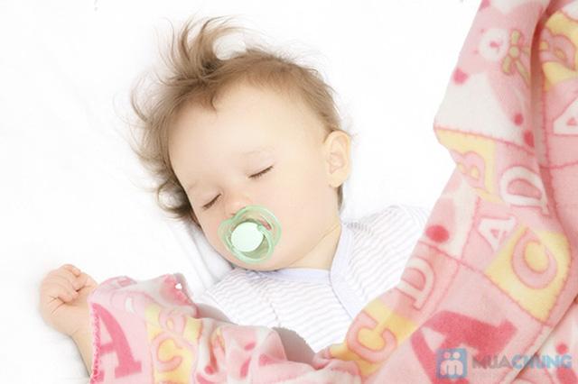 Mền bông tuyết ấm áp, hoạ tiết đáng yêu, nâng niu giấc ngủ cho thiên thần nhỏ của bạn - Chỉ 169.000đ/01 bộ - 8