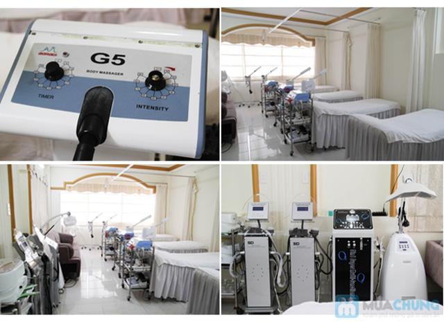 Tắm trắng toàn thân hiệu quả bằng collagen thảo dược và công nghệ ủ trắng bằng phi thuyền tại Spa Tiến Tài. Chỉ 890.000/ 10 lần - 2