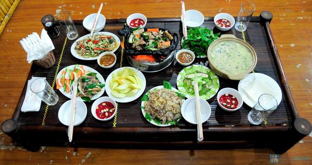 Set ăn nhím nướng tại bàn tại Nhà hàng Nhím No1 - Chỉ 432.000đ - 1