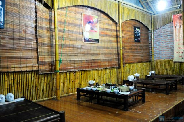 Set ăn nhím nướng tại bàn tại Nhà hàng Nhím No1 - Chỉ 432.000đ - 10