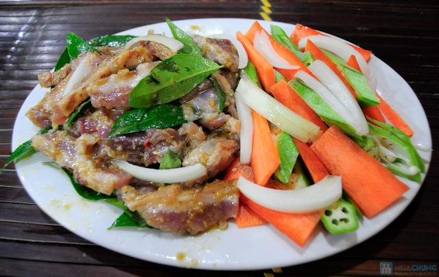Set ăn nhím nướng tại bàn tại Nhà hàng Nhím No1 - Chỉ 432.000đ - 2