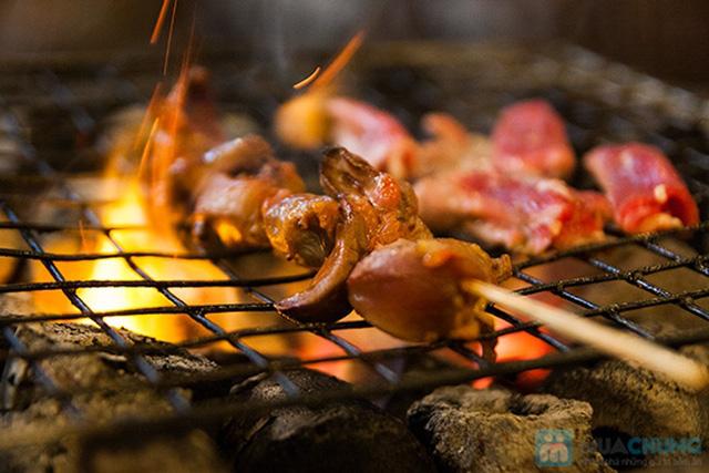 Buffet hải sản Happy Tôm - với hơn 70 món khác nhau - Chỉ với 329.000đ/ 01 người - 14