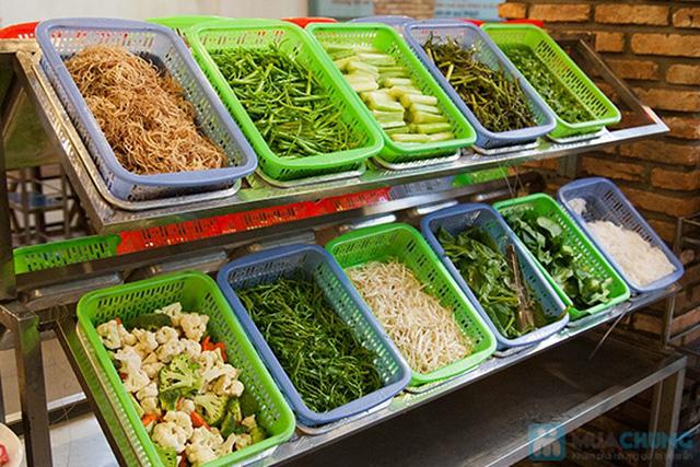 Buffet hải sản Happy Tôm - với hơn 70 món khác nhau - Chỉ với 329.000đ/ 01 người - 12