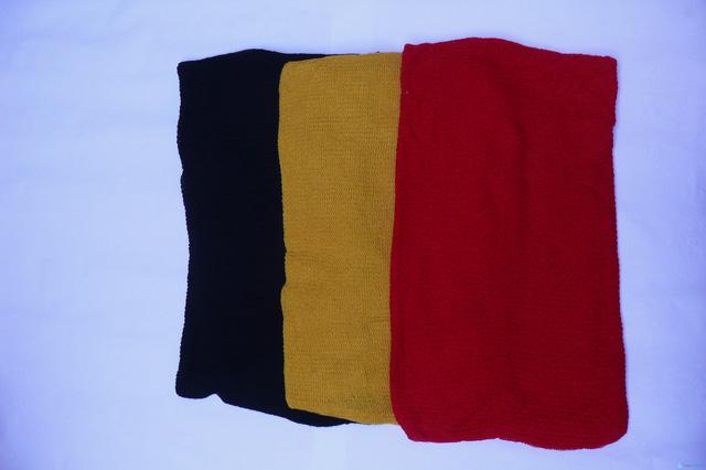 Áo len lưới mỏng - 2