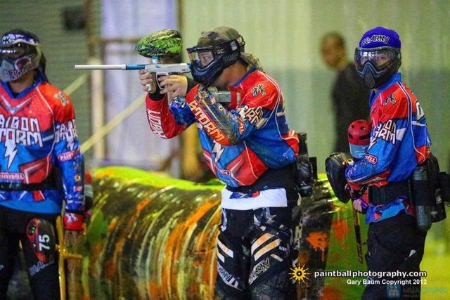 Cùng bạn bè thư giãn, thoải mái với trò chơi bắn súng sơn tại CLB Súng sơn Hà Nội - Chỉ với 120.000đ - 1