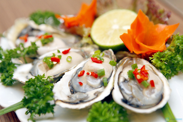 Nhà hàng Chef Dzung's - Buffet Nướng và Lẩu không khói hàng đầu tại Hà Nội - Chỉ 224.000đ/người - 9