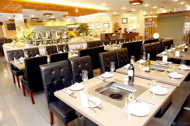 Nhà hàng Chef Dzung's - Buffet Nướng và Lẩu không khói hàng đầu tại Hà Nội - Chỉ 224.000đ/người - 47