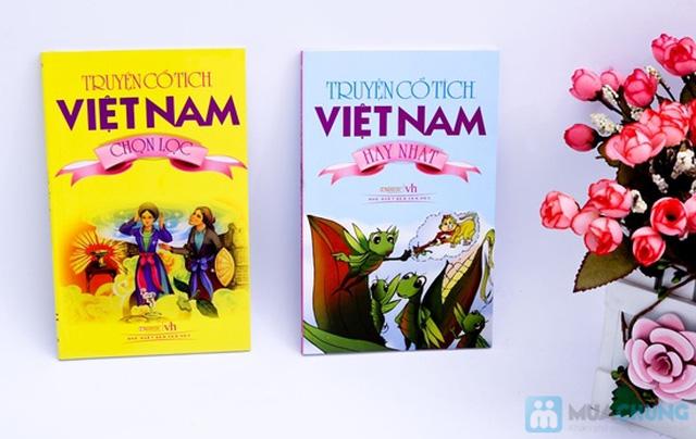 Kho tàng truyện cổ dân gian Việt Nam. Chỉ với 73.000đ - 3