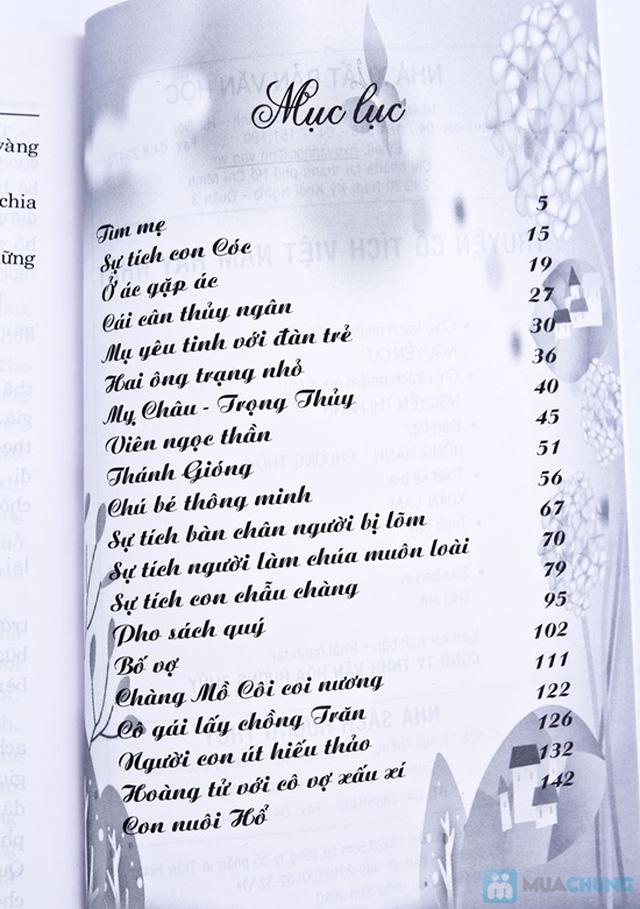 Kho tàng truyện cổ dân gian Việt Nam. Chỉ với 73.000đ - 4