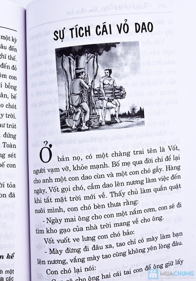 Kho tàng truyện cổ dân gian Việt Nam. Chỉ với 73.000đ - 2