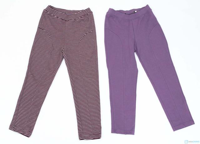 quần legging cho bé gái - 4