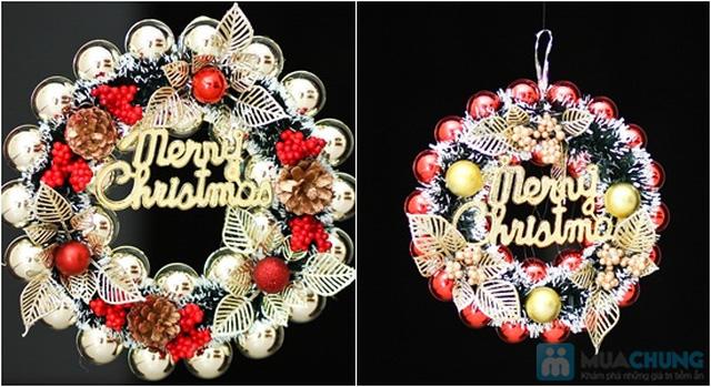 Vòng quế Giáng Sinh - 4