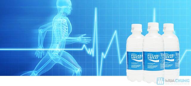 Nước uống Pocari Sweat 350ml - Thùng 24 chai. Chỉ 192.000đ - 4