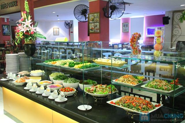 Buffet tối (2, 3, 4, 5) với các món Âu, Việt, Thái tại Nhà hàng Toppers - Chỉ 198.000đ/ 01 người - 8