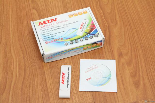 USB thu phát tín hiệu WIFI MY - WN711N - Kết nối và chia sẻ Internet tốc độ cao -  Chỉ 140.000đ/sản phẩm - 3