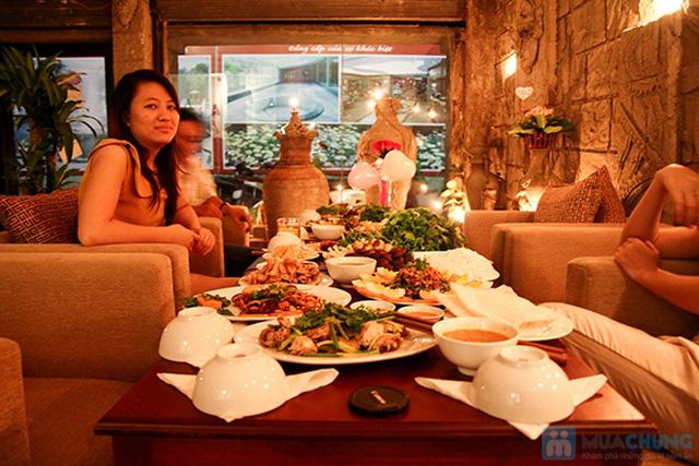 Set ăn 1 phần kem + 1 phần thức ăn tự chọn  dành cho 01 người tại  Cà Phê Tapu - Chỉ 55.000đ - 11