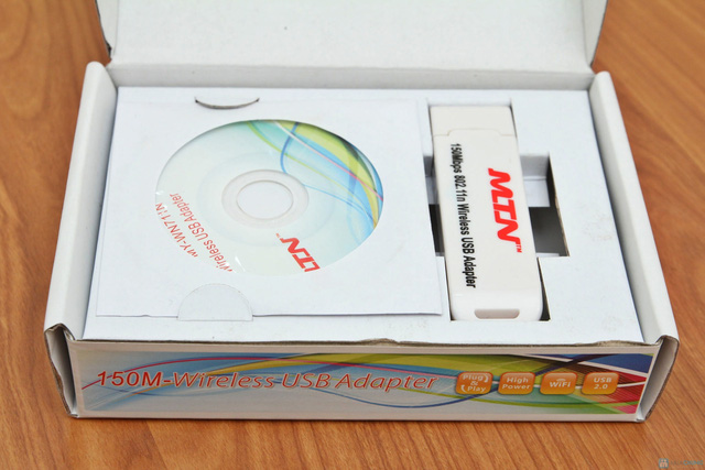 USB thu phát tín hiệu WIFI MY - WN711N - Kết nối và chia sẻ Internet tốc độ cao -  Chỉ 140.000đ/sản phẩm - 2