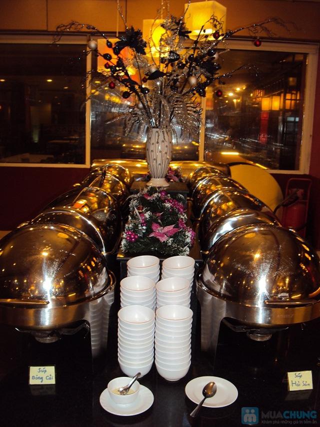 Buffet tối (2, 3, 4, 5) với các món Âu, Việt, Thái tại Nhà hàng Toppers - Chỉ 198.000đ/ 01 người - 4
