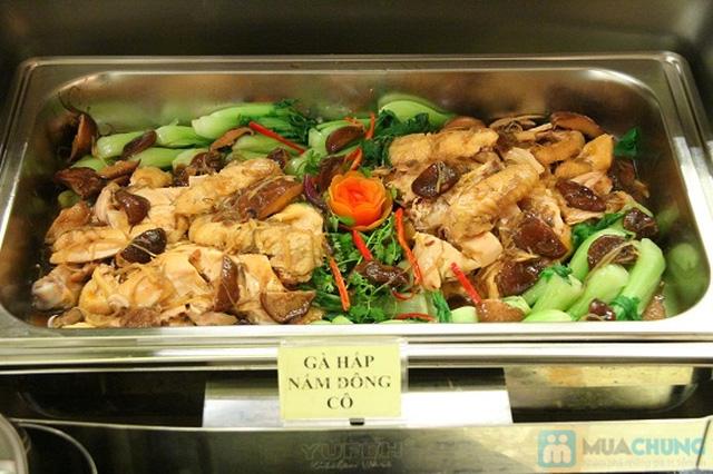 Buffet tối (2, 3, 4, 5) với các món Âu, Việt, Thái tại Nhà hàng Toppers - Chỉ 198.000đ/ 01 người - 11