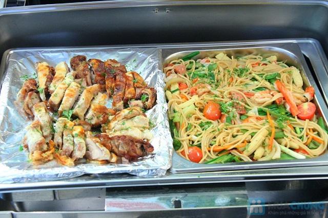 Buffet tối (2, 3, 4, 5) với các món Âu, Việt, Thái tại Nhà hàng Toppers - Chỉ 198.000đ/ 01 người - 3