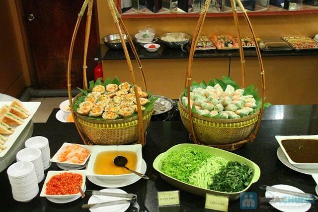 Buffet tối (2, 3, 4, 5) với các món Âu, Việt, Thái tại Nhà hàng Toppers - Chỉ 198.000đ/ 01 người - 16