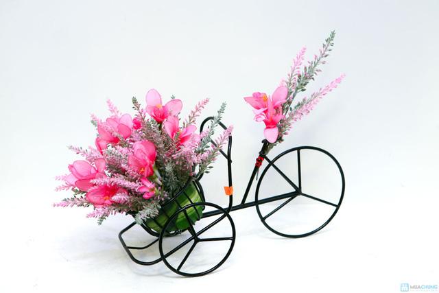 Tô điểm không gian sống của gia đình bạn với Hoa lụa nghệ thuật tại Hoa Decor - Hoa thay lời yêu thương - 13