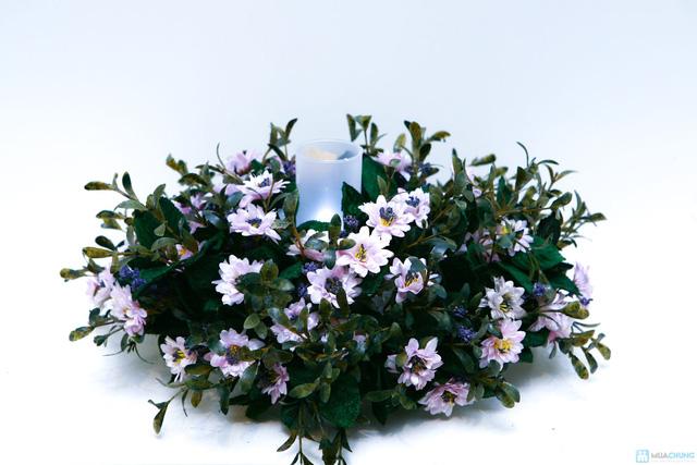 Tô điểm không gian sống của gia đình bạn với Hoa lụa nghệ thuật tại Hoa Decor - Hoa thay lời yêu thương - 4