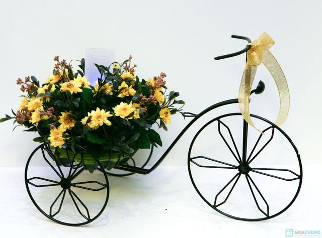 Tô điểm không gian sống của gia đình bạn với Hoa lụa nghệ thuật tại Hoa Decor - Hoa thay lời yêu thương - 17