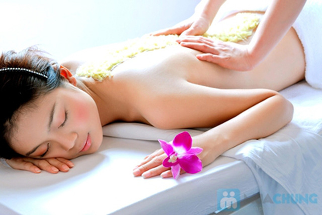 Gói dịch vụ chăm sóc da mặt và massage body tại Green Spa - Chỉ 160.000đ - 2