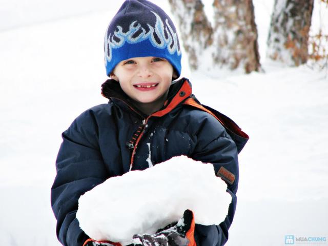 Áo phao ấm áp cho bé trai - Xua tan mùa đông lạnh - Chỉ với 145.000đ - 7