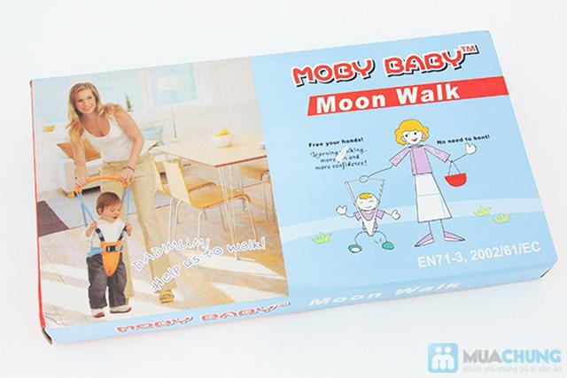 Đai tập đi Moby Baby giúp bé nhanh biết đi hơn, thật vững và an toàn - Chỉ 73.000đ/01 chiếc - 1