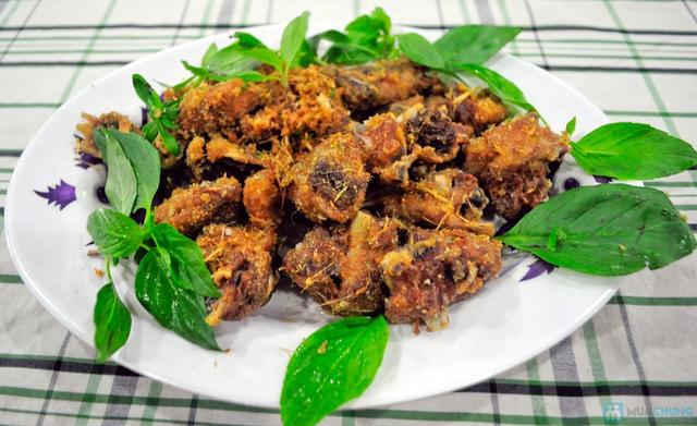Set ăn Vịt cỏ Vân Đình tại Nhà hàng gà tươi Minh Thắng - Chỉ 264.000đ - 4