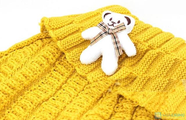 Áo len choàng cho bé mùa noel - Chỉ với 115.000đ - 9