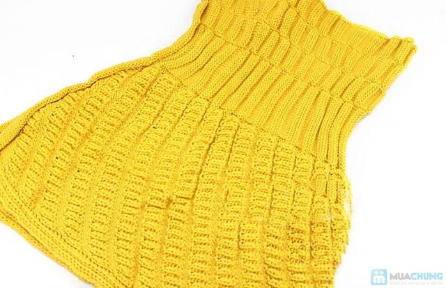 Áo len choàng cho bé mùa noel - Chỉ với 115.000đ - 1