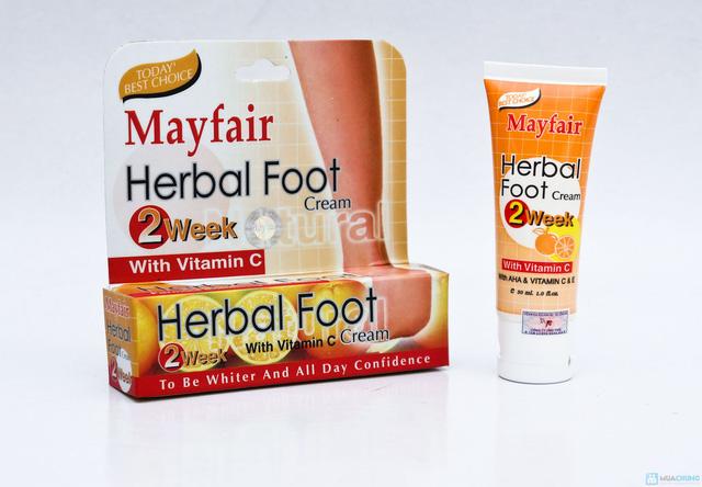 kem trị nứt gót chân mayfair - 4