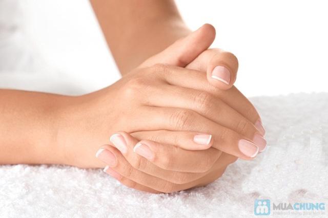 Gói Đắp Paraffin cho bàn tay và bàn chân tại Saga Spa - 1