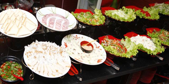 Ngây ngất với BUFFET Lẩu nướng Hải sản tại SING RESTAURANT - Ngon miệng, đẹp mắt, ăn thỏa thích no nê chỉ với 195.000đ/người - 13